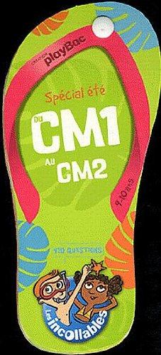 Incollables CM1 - Tong du CM1 au CM2