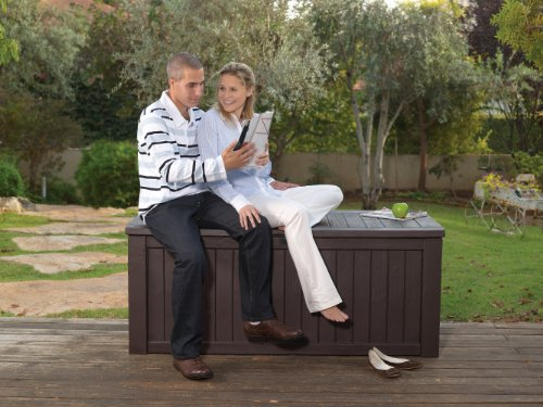 Keter Wood Style Deck Box