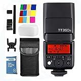 Godox TT350 - Flash con zapata para Nikon