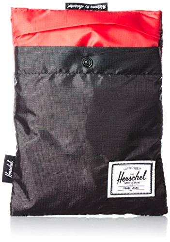 Herschel zaino casual, Duck Camo/Paradise (multicolore) - 10077-00285-OS Red/Black