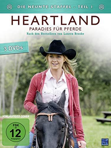 Heartland - Paradies für Pferde - Staffel 9.1 [3 DVDs]