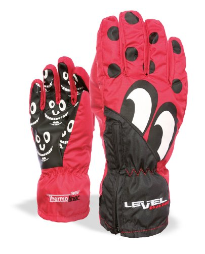 Level Gants enfant Rouge - Rouge 11