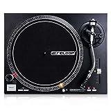 Reloop RP-4000 MK2 DJ Plattenspieler mit starkem Torque Direktantrieb