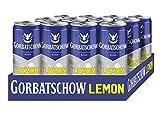 Gorbatschow Lemon Wodka Dose (12 x 0.33 l)
