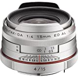 Pentax HD DA 20-40mmF2.8-4ED Limited DC WR Objectif Argent