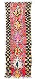 Trendcarpet Tappeti Berberi dal Marocco Boucherouite 300 x 110 cm