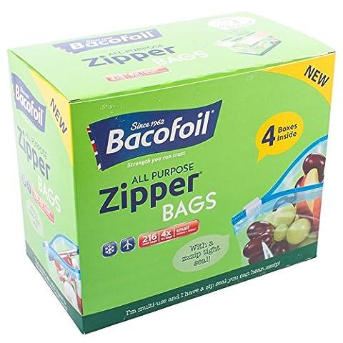 Bacofoil 2 x 216 Pack BPA Free High Quality Tear-proof