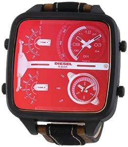 Diesel Herren-Armbanduhr Chronograph Quarz verschiedene Materialien DZ7285