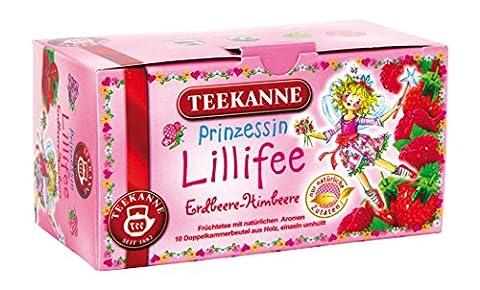 Legler small foot Kinderküchen-Zubehör Teekanne Tee Prinzessin Lillifee -