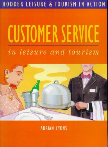 Customer Service in Leisure and Tourism (Hodder GNVQ - Leisure & Tourism in Action S.) por John Edmonds