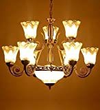 #2: R@DIANT IMPORTED ANTIQUE DESIGN MODERN CHANDELIER