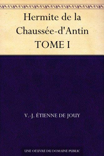 Couverture du livre Hermite de la Chaussée-d'Antin TOME I