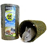 Cunipic Tunel de heno. Comida para roedores [2 Tamaños]