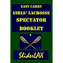 Easy-Carry Girls Lacrosse Spectator Booklet (English Edition)