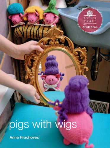 Pigs Wigs Pattern Mochimochi EPatterns Ebook