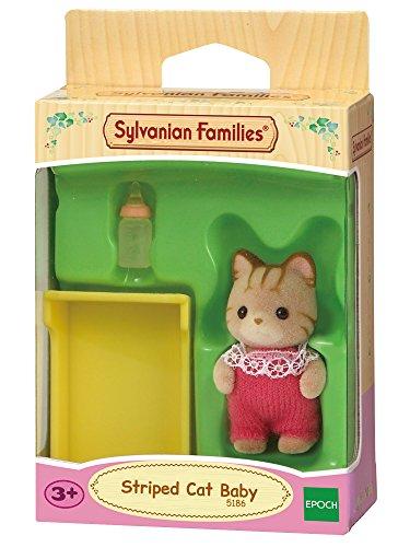 Sylvanian-Families–Familias-gato-de-beb