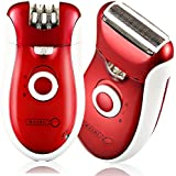Baidi®© BD-677 Multifunction 2 In 1 Premium Epilator And Shaver (Color May Vary)
