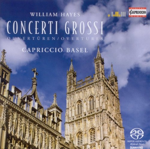 Hayes, W.: Orchestral Music