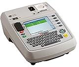Megger 1005-019 PAT420-DE Gerätetester, Schutzleiterwiderstand mit 200 mA, 10 A und 25 A AC, Isolationsprüfung mit 250V und 500V, Ersatz-Ableitstrom