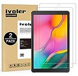 VGUARD [2 Pack] Pellicola Vetro Temperato per Samsung Galaxy Tab A 10.1 Pollici 2019 (T510 / T515), Pellicola Protettiva, Protezione per Schermo