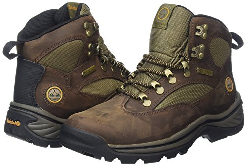 Timberland Women's Chocorua Trail Mid Gore-Tex Ankle Boots, Brown (Dark Brown Full Grain), 5 UK 38 EU