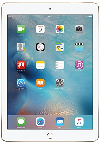Apple iPad Air 2 24,6 cm (9,7 Zoll) Tablet-PC (WiFi, 64GB Speicher) gold Apple Ipad Air 2 64 Wifi