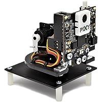 Charmed Labs LLC Kit servomotori Pan/Tilt per Pixy 2 - Supporto per telecamera robotica a doppio asse