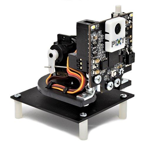 Charmed Labs LLC Pan/Tilt2 Servomotor-Kit für Pixy2 - Dual Axis Robotic Camera Mount -