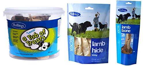 Hollings Lamb Bone Pre Packpack von 10