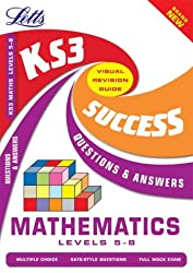 KS3 Maths Q&A Success Guide: Levels 5-8 (Key Stage 3 Success Guides Questions & Answers)