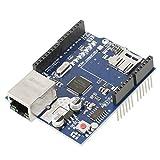 W5100 Netzwerk Ethernet Schild Modul Board mit Micro SD Kartensteckplatz für Arduino DIY-Projekt
