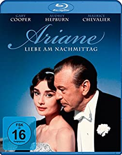 Ariane - Liebe am Nachmittag [Blu-ray]