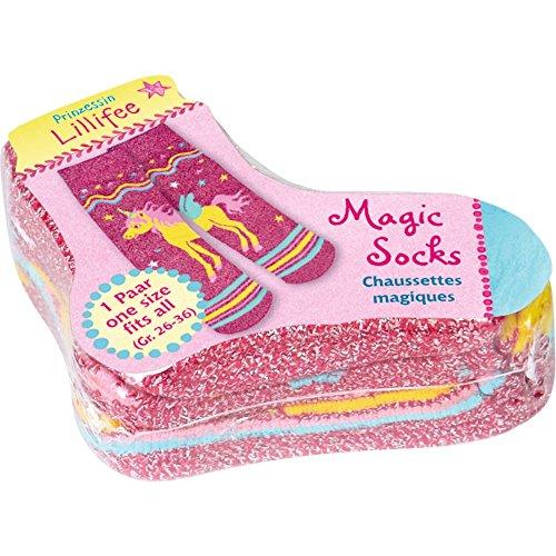 Preisvergleich Produktbild Spiegelburg 13434 Magic Socks Prinzessin Lillifee, one size (Gr. 26-36)