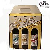 Coffret Bière L'Excuse 3x 50 cl.