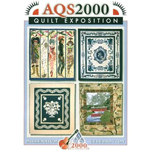 Aqs 2000 Quilt Exposition: Opryland Hotel, Nashville, Tennessee