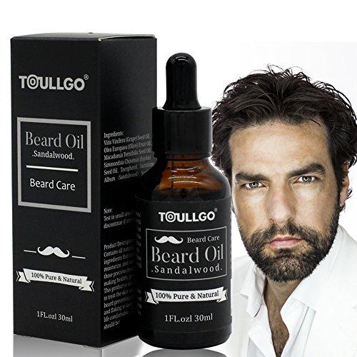 Huiles à Barbe, Beard oil, Huile Hydratante pour Barbe, Essentielle/Accélérateur...