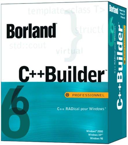 Borland C++ Builder Professionnel, mise à jour