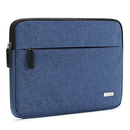 "DOMISO Notebook Schutzhülle Laptop Sleeve Case Hülle Tasche für 12"" MacBook / 10.6"" SAMSUNG Galaxy Book / 10.1"" ASUS T100CHI T102HA / 10.1"" LENOVO Miix 320 Yoga Book (Blau)"