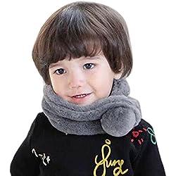 Cuellos de niños desmontables para el frio