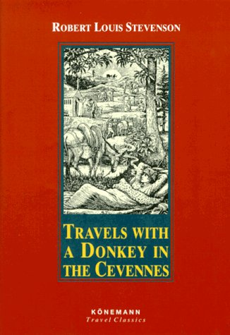 Book cover for Travels with a Donkey in the Cevennes