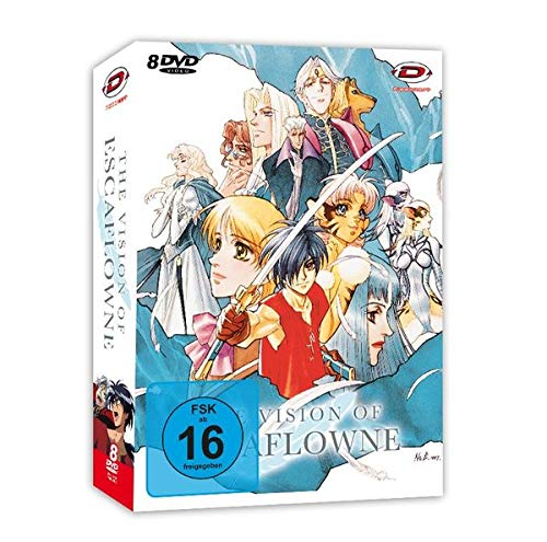 Die komplette Serie (Collector's Edition) (8 DVDs)