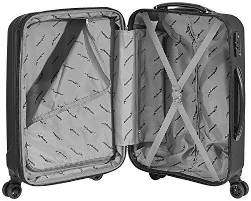 Packenger Velvet Koffer, Trolley, Hartschale 3er-Set in Schwarz, Größe M, L und XL - 9