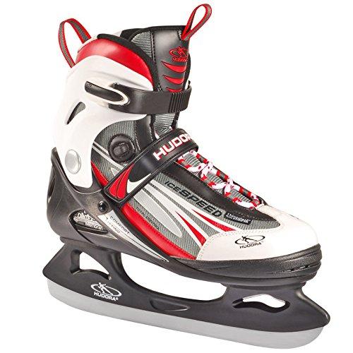 HUDORA Schlittschuhe Red Speed Gr. 37 - 46 Eishockey Hockey Eislauf Schlittschuh Eislaufen