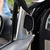 Car Door Speaker Trim Decoration Sticker Fit For Ford For Ford Focus 2 MK2 2005-2014