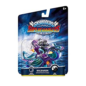 Skylanders SuperChargers Vehicle - Sea Shadow (PS4/Xbox One/Xbox 360/Nintendo Wii/Nintendo Wii U/Nintendo 3DS)