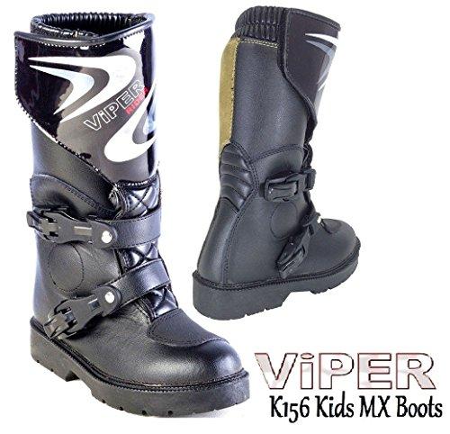 Viper K156 Moto Off Road Kids Bottes de motocross pour garçons et filles e64d07219d33d
