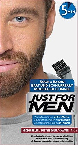 Color Gel für Bart speziell für grobes Barthaar damit Ihr Bart wirklich gut aussieht Abbildung 2