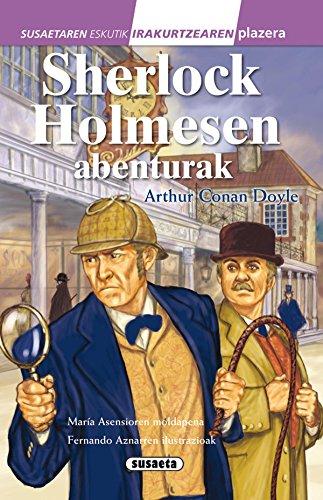 Sherlock Holmesen abenturak par Arthur Conan Doyle