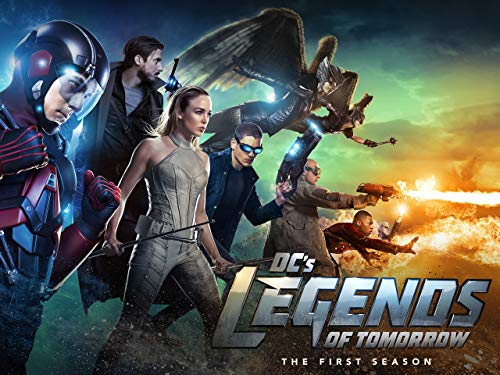 DC's Legends of Tomorrow - Season 1