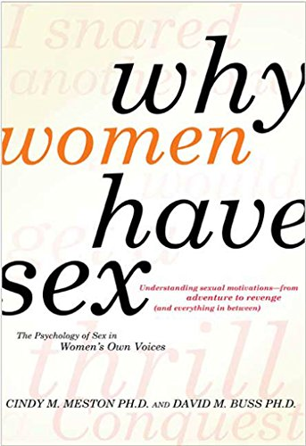 Why Women Have Sex